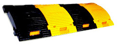 Speed bump PVC
